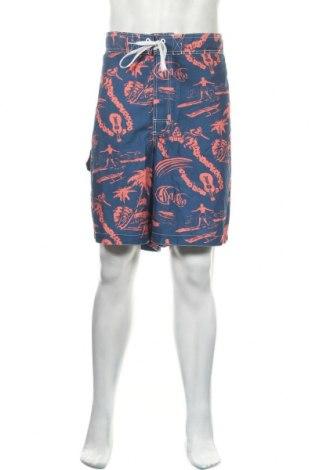 Мъжки къс панталон Merona, Размер XXL, Цвят Син, Полиестер, Цена 18,90лв.