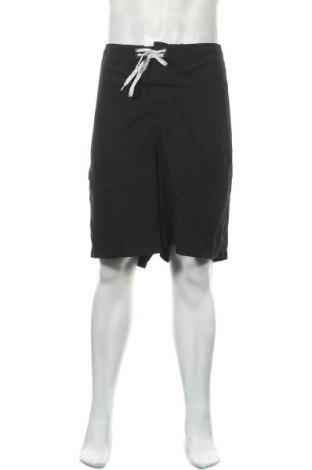 Мъжки къс панталон Merona, Размер XXL, Цвят Черен, Полиестер, Цена 18,90лв.