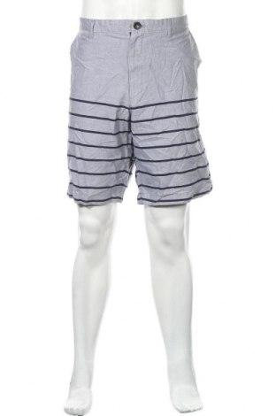 Мъжки къс панталон Merona, Размер XXL, Цвят Син, Памук, Цена 25,20лв.