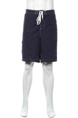 Мъжки къс панталон Merona, Размер XXL, Цвят Син, Полиестер, Цена 17,85лв.