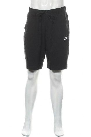 Ανδρικό κοντό παντελόνι Nike, Μέγεθος L, Χρώμα Μαύρο, 100% βαμβάκι, Τιμή 30,54€