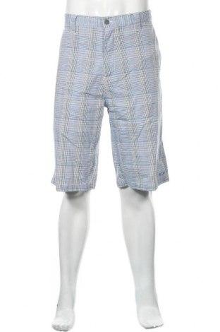 Ανδρικό κοντό παντελόνι Oakley, Μέγεθος XL, Χρώμα Μπλέ, 57% βαμβάκι, 40% πολυεστέρας, 3% ελαστάνη, Τιμή 7,28€
