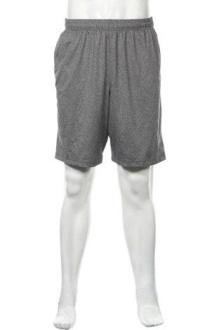 Мъжки къс панталон Rbx, Размер M, Цвят Сив, 90% полиестер, 10% еластан, Цена 8,98лв.