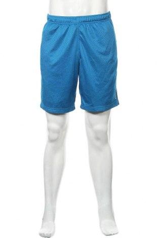 Мъжки къс панталон Reebok, Размер M, Цвят Син, Полиестер, Цена 23,94лв.