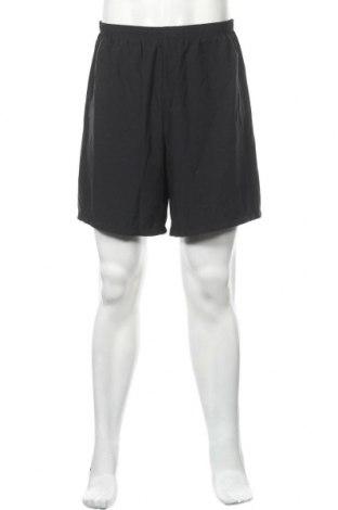 Мъжки къс панталон Reebok, Размер XXL, Цвят Черен, Цена 18,95лв.