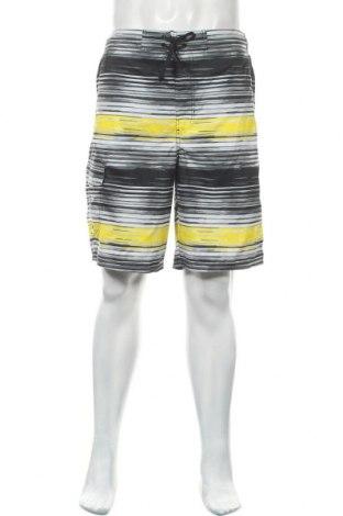 Мъжки къс панталон Route 66, Размер M, Цвят Многоцветен, Полиестер, Цена 17,96лв.