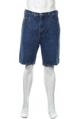 Мъжки къс панталон Route 66, Размер L, Цвят Син, Памук, Цена 11,34лв.