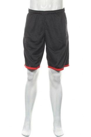 Мъжки къс панталон SOC, Размер M, Цвят Черен, Полиестер, Цена 35,91лв.