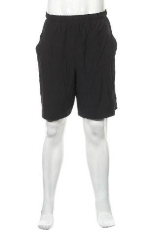 Мъжки къс панталон SOC, Размер XL, Цвят Черен, 87% полиестер, 13% еластан, Цена 19,95лв.