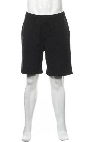 Мъжки къс панталон Shamp, Размер XL, Цвят Черен, Памук, Цена 16,80лв.