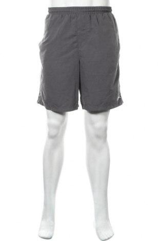 Мъжки къс панталон Slazenger, Размер M, Цвят Сив, Полиестер, Цена 14,49лв.