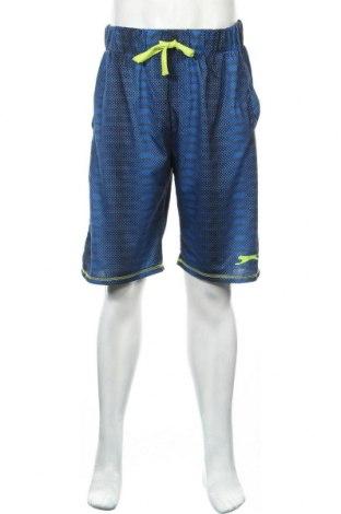 Мъжки къс панталон Slazenger, Размер XL, Цвят Син, Полиестер, Цена 16,96лв.