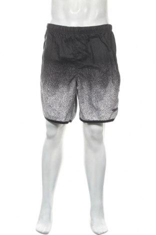 Мъжки къс панталон Speedo, Размер M, Цвят Черен, Полиестер, Цена 18,90лв.