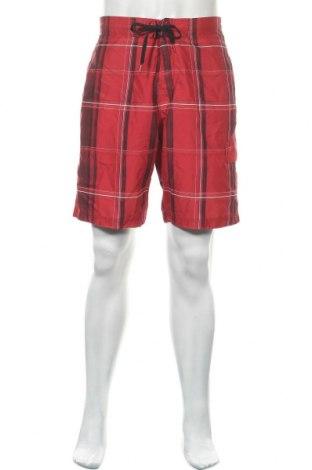 Мъжки къс панталон Speedo, Размер M, Цвят Червен, Полиестер, Цена 15,12лв.