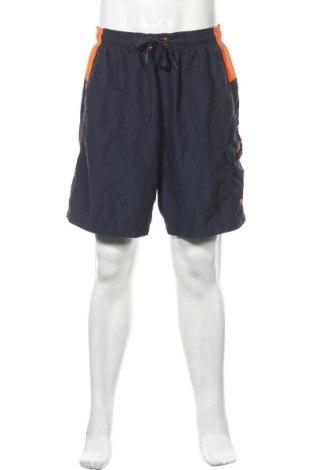 Мъжки къс панталон Speedo, Размер L, Цвят Син, Полиестер, Цена 23,63лв.