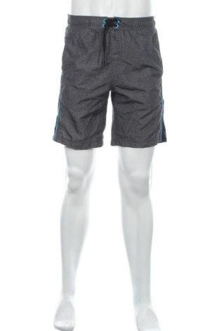 Мъжки къс панталон Speedo, Размер S, Цвят Сив, Полиестер, Цена 24,15лв.