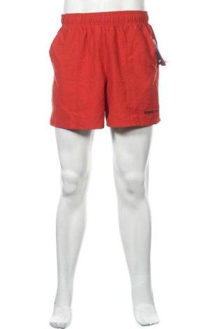 Мъжки къс панталон Speedo, Размер M, Цвят Оранжев, Полиестер, Цена 34,02лв.