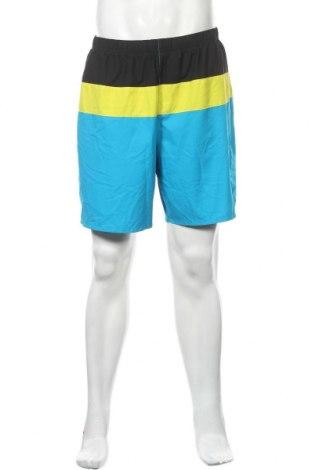 Мъжки къс панталон Speedo, Размер L, Цвят Многоцветен, Полиестер, Цена 17,96лв.