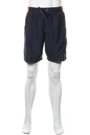 Мъжки къс панталон Speedo, Размер S, Цвят Син, Полиестер, Цена 17,85лв.