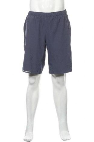 Мъжки къс панталон Sports Performance by Tchibo, Размер L, Цвят Сив, 87% полиестер, 13% еластан, Цена 24,15лв.