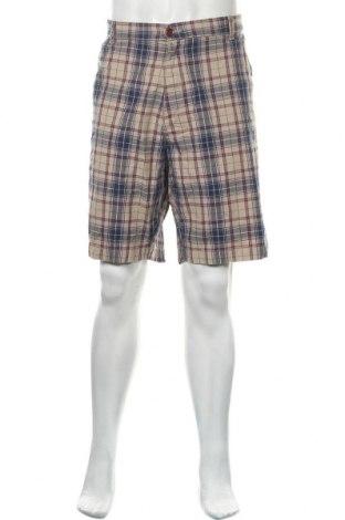 Мъжки къс панталон Tommy Hilfiger, Размер XXL, Цвят Многоцветен, Памук, Цена 30,24лв.