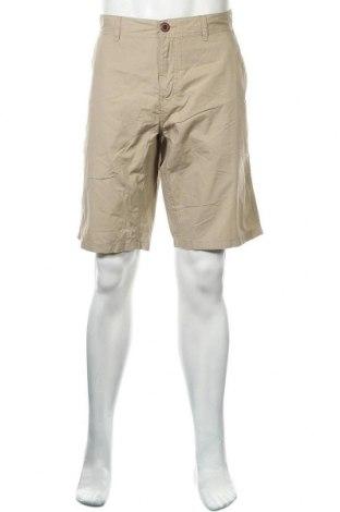 Мъжки къс панталон Watson's, Размер XL, Цвят Бежов, Памук, Цена 11,03лв.