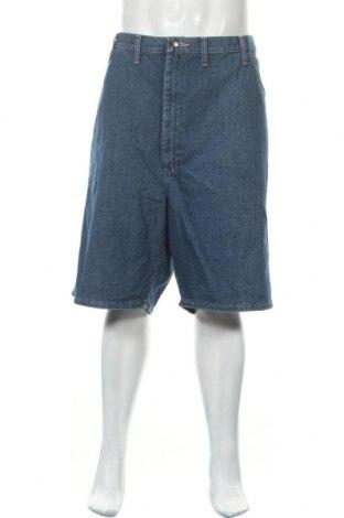 Мъжки къс панталон Wrangler, Размер 3XL, Цвят Син, Памук, Цена 13,86лв.