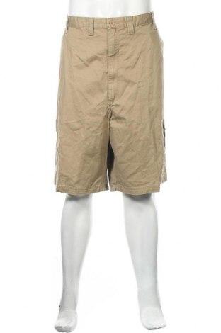 Мъжки къс панталон Wrangler, Размер XXL, Цвят Бежов, Памук, Цена 40,16лв.