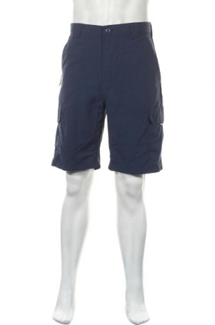 Мъжки къс панталон Wrangler, Размер L, Цвят Син, Полиамид, Цена 30,92лв.