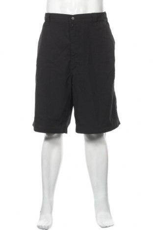 Мъжки къс панталон Wrangler, Размер XXL, Цвят Черен, Цена 27,30лв.