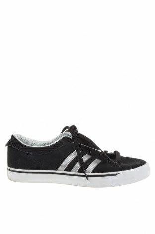 Мъжки обувки Adidas Neo, Размер 41, Цвят Черен, Естествен велур, еко кожа, Цена 41,06лв.