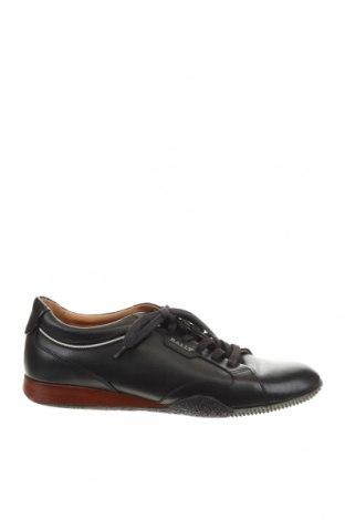 Мъжки обувки Bally, Размер 41, Цвят Черен, Естествена кожа, Цена 186,00лв.