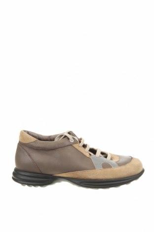 Мъжки обувки Camper, Размер 42, Цвят Многоцветен, Естествена кожа, естествен велур, текстил, Цена 116,35лв.