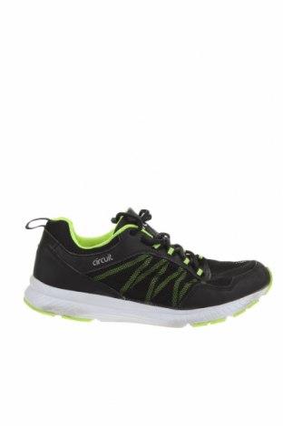 Мъжки обувки Circuit, Размер 41, Цвят Черен, Текстил, еко кожа, Цена 28,35лв.