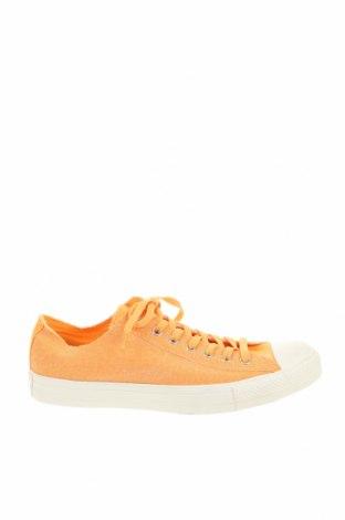 Мъжки обувки Converse, Размер 43, Цвят Жълт, Текстил, Цена 77,35лв.