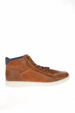 Ανδρικά παπούτσια Dune, Μέγεθος 43, Χρώμα Καφέ, Δερματίνη, Τιμή 15,46€
