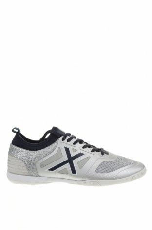 Мъжки обувки Munich, Размер 43, Цвят Сив, Еко кожа, текстил, Цена 69,02лв.
