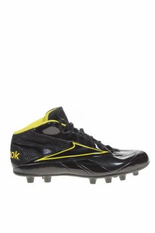 Мъжки обувки Reebok, Размер 39, Цвят Черен, Еко кожа, текстил, Цена 56,70лв.