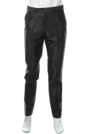 Мъжки панталон Angelo Litrico, Размер M, Цвят Сив, 85% полиестер, 15% вискоза, Цена 13,65лв.