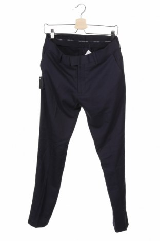 Мъжки панталон Antony Morato, Размер S, Цвят Син, 83% полиестер, 15% вискоза, 2% еластан, Цена 111,30лв.