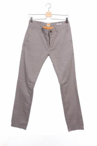 Мъжки панталон Boss Orange, Размер M, Цвят Сив, Памук, Цена 39,36лв.