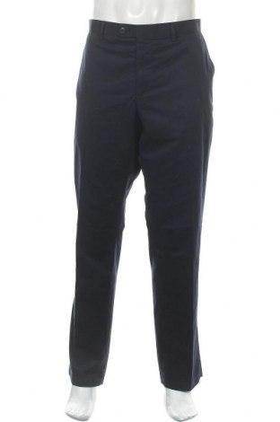 Мъжки панталон Christian Berg, Размер XXL, Цвят Син, 98% памук, 2% еластан, Цена 48,30лв.