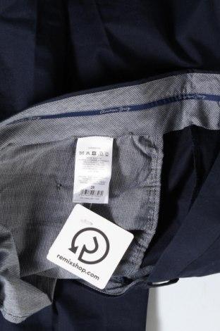 Мъжки панталон Christian Berg, Размер XXL, Цвят Син, 98% памук, 2% еластан, Цена 51,75лв.
