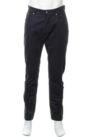 Мъжки панталон Christian Berg, Размер M, Цвят Син, 97% памук, 3% еластан, Цена 17,81лв.