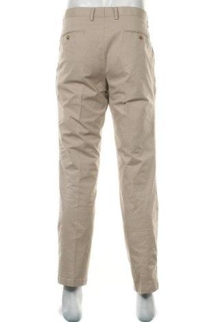 Pánské kalhoty  Christian Berg, Velikost L, Barva Béžová, 98% bavlna, 2% elastan, Cena  270,00Kč