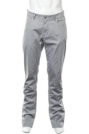 Мъжки панталон Christian Berg, Размер L, Цвят Сив, 98% памук, 2% еластан, Цена 15,46лв.
