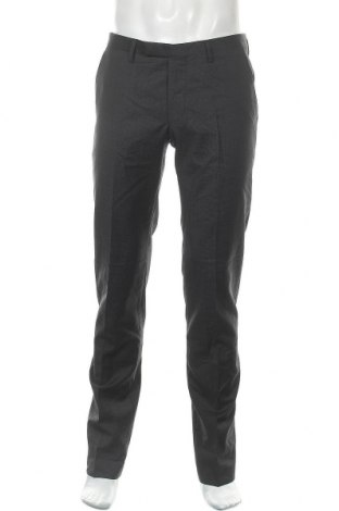 Мъжки панталон Cinque, Размер M, Цвят Сив, 62% вълна, 21% полиестер, 17% полиамид, Цена 32,22лв.