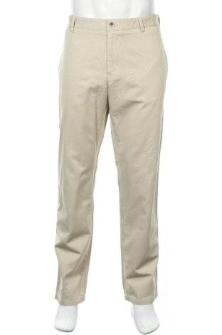 Ανδρικό παντελόνι Lacoste, Μέγεθος L, Χρώμα  Μπέζ, Βαμβάκι, Τιμή 17,73€