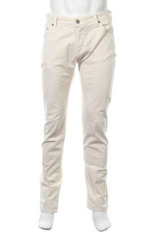 Мъжки панталон Makarthy, Размер L, Цвят Бежов, 98% памук, 2% еластан, Цена 48,95лв.