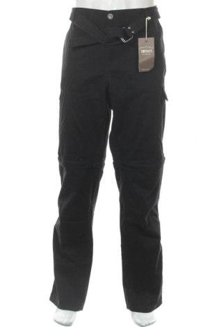 Ανδρικό παντελόνι Man's World, Μέγεθος XXL, Χρώμα Μαύρο, Βαμβάκι, Τιμή 26,68€